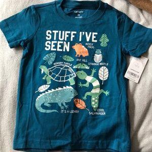 NEW Carters T-Shirt